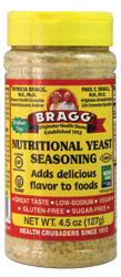 The benefits of Braggs Nutritional Yeast